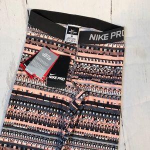 Nike Pro Dri-fit leggings.Hyperwarm New!!  XS